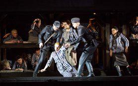 В Новой опере поставили оперу об Освенциме