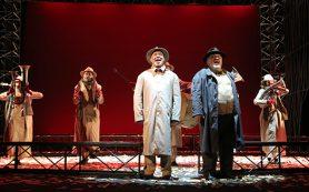 Спектакль Театра имени Моссовета — о том, что после семидесяти жизнь только начинается