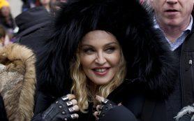 Мадонна заявила, что ее слова в адрес Трампа на марше протеста вырвали из контекста