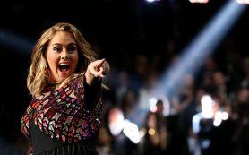 «Hello» Адель стала «песней года» по версии «Грэмми»