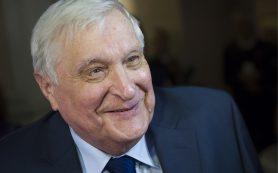 Олег Басилашвили стал лауреатом театральной премии «Пять вечеров»