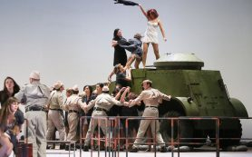 Екатеринбургский театр оперы и балета показал в Москве свои лучшие работы