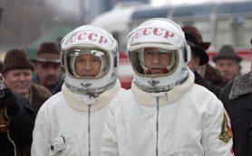 «Время первых»: Миронов и Хабенский впервые вместе. В космосе