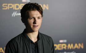 Том Холланд представит в Москве новый фильм про Человека-паука