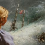 На выставке в Центральном военно-морском музее впервые представлены 14 работ Айвазовского