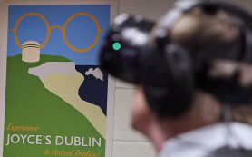 Музей Джойса в Дублине предлагает посетителям виртуально побродить по роману «Улисс»