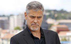 Джордж Клуни подает в суд на журнал за публикацию фото его детей