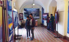 В Индии открылась выставка «Николай Рерих: Жизнь и творчество»