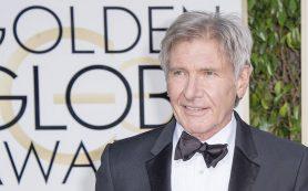 Американскому актеру Харрисону Форду исполнилось 75 лет