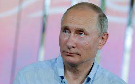 Путин посетил джазовый фестиваль в Коктебеле