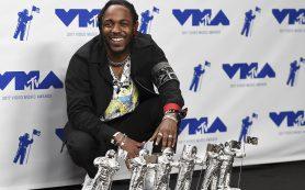 Кендрик Ламар завоевал премию MTV Video Music Awards в шести номинациях