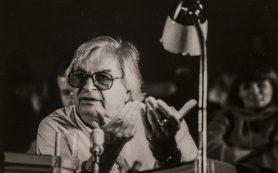 Каталин Любимова — к столетию создателя Театра на Таганке