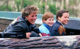 ТВ подготовилось к 20-й годовщине гибели принцессы Дианы