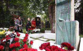 Памятник Льву Дурову установили на народные пожертвования