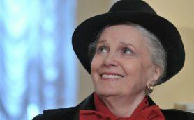 89-летняя Элина Быстрицкая оказалась в больнице из-за несчастного случая