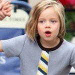 Дочь Джоли рискует превратиться в мальчика