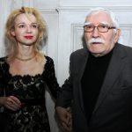 Джигарханян устроил взбучку неприлично одетой Цымбалюк-Романовской