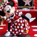 Минни Маус получила звезду на Аллее славы