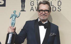 Гари Олдман получил награду гильдии киноактеров США за роль Черчилля