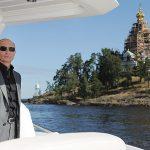 Фильм «Валаам» с участием Путина покажут по телевидению