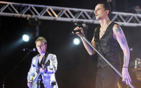 Depeche Mode в России!