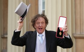 Британский комик Кен Додд умер на 91-м году жизни