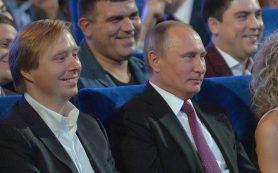 Путин поблагодарил участников КВН за их талант и актуальные шутки