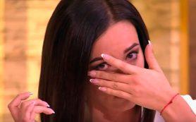 Звонкая пощечина довела испуганную Бузову до слез