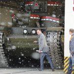 На Урале воссоздали легендарный пятибашенный танк