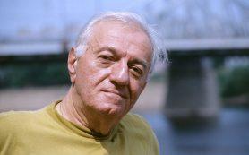 Умер легендарный советский актер Баадур Цуладзе