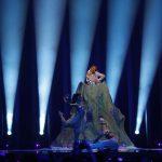 Самойлова рассказала о своих чувствах после проигрыша на Евровидении