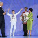 """Участники """"Синей птицы"""" проводили Ивана Бессонова на """"Евровидение"""""""