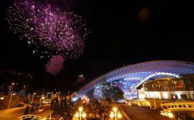 «Славянский базар в Витебске» открылся красочным салютом