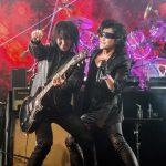 Guns N'Roses: примирение Эксла Роуза и Слэша довело публику до экстаза