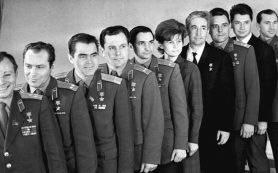 Валерий Толстов и его новый проект «Космонавты»