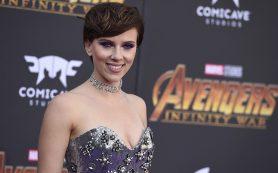 Forbes назвал Скарлетт Йоханссон самой высокооплачиваемой актрисой 2018 года
