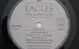 Сборник хитов группы Eagles поставил исторический рекорд