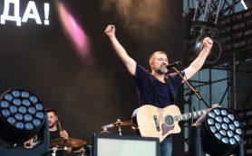 Лидер группы «Сплин» Александр Васильев рассказал о новом альбоме