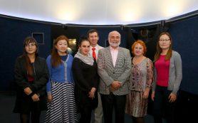 В Иркутске состоялась премьера первого совместного полнокупольного кино