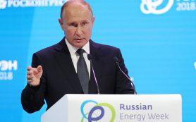 Путин передал Эрмитажу фельдмаршальский жезл Российской империи