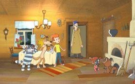 В новой серии «Возвращения в Простоквашино» герои расследуют преступление