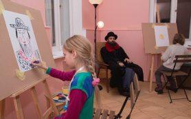 В Доме Гоголя открылась выставка «Отцы и дети»