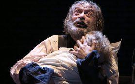 Владимир Машков вернулся на сцену Театра Табакова 20 лет спустя