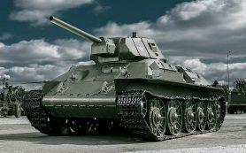 В Музее Победы прошел специальный показ фильма «Т-34»