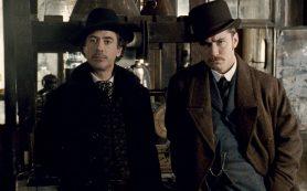 «Шерлок Холмс 3» выйдет наэкраны нагодпозже