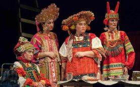 Тереза Дурова поставила комедию о российских пенсионерах