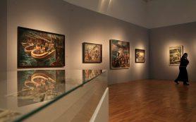 Третьяковская галерея впервые показывает творчество Бориса Голополосова