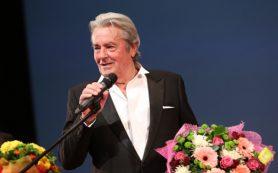 Ален Делон получит почетную «Золотую пальмовую ветвь» Каннского кинофестиваля