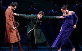 В Большом театре прошла премьера балета «Зимняя сказка»