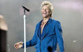 Bon Jovi впервые за 30 лет выступит в Москве